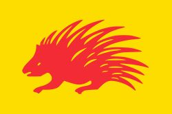 Ashanti Empire Flag.svg Afro Barbadian