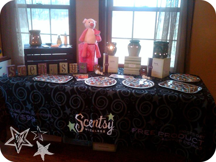 A Very Appealing Scentsy Display Scentsy Pinterest