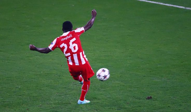 Joel Campbell - Olympiacos