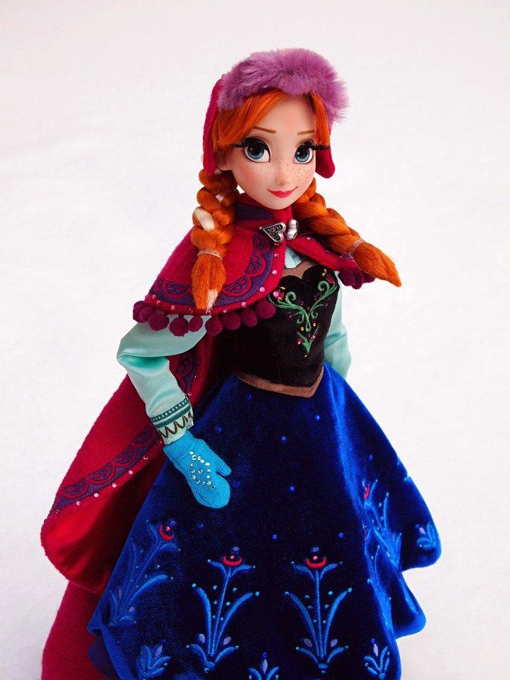 Snow Gear Anna - Disnerd dreams