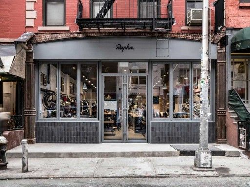 <p>The Rapha Cycle Club New York City has left Gansevoort Street and its cobbles for a beautiful new location at the bustling intersection of Prince and West Broadway. The all-new…</p>