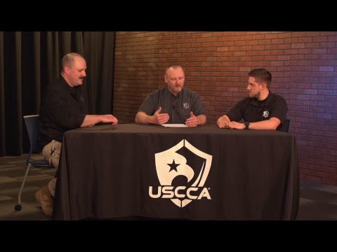 Watch Associate Editor of Concealed Carry Magazine, Ed Combs, and USCCA Member Service Advisor and Firearms Instructor, Brock Majkowski attempt to settle the...