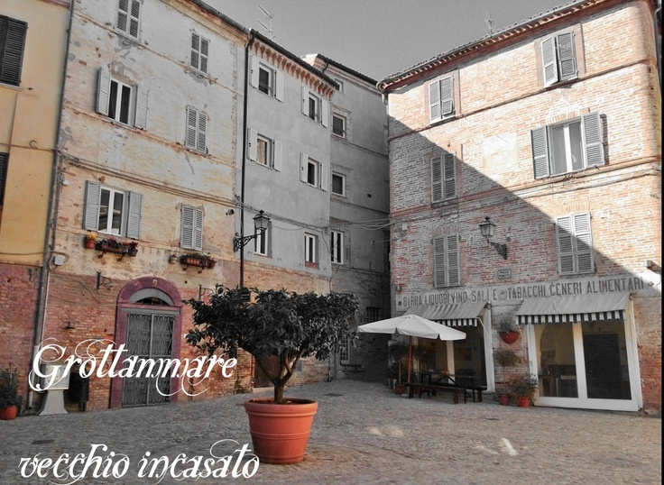 The old town of Grottammare (Ap), Marche Region, Italy  http://www.ristoraltahotel.com/grottammare/