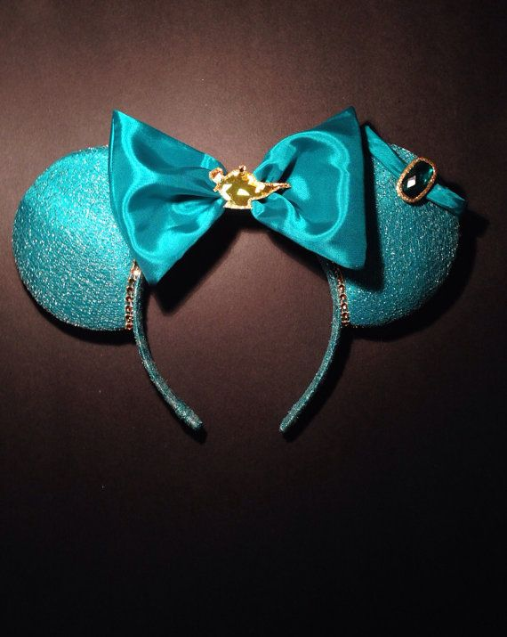 Disney minnie ears on Etsy, $17.00