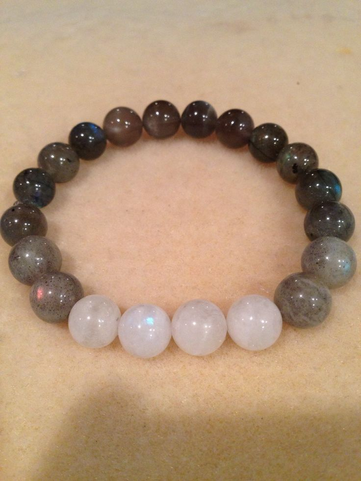 Just in: LUNAR MOONPHASE Black Moonstone, Rainbow Moonstone, & Labradorite 10mm Round Bead Stretch Bracelet with Sterling Silver Accent https://www.etsy.com/listing/290764363/lunar-moonphase-black-moonstone-rainbow?utm_campaign=crowdfire&utm_content=crowdfire&utm_medium=social&utm_source=pinterest
