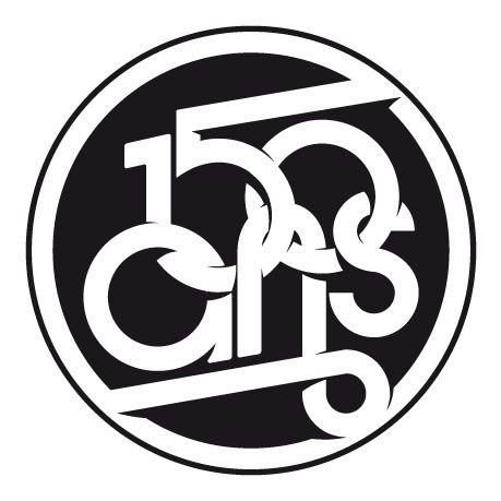 150 ans logo