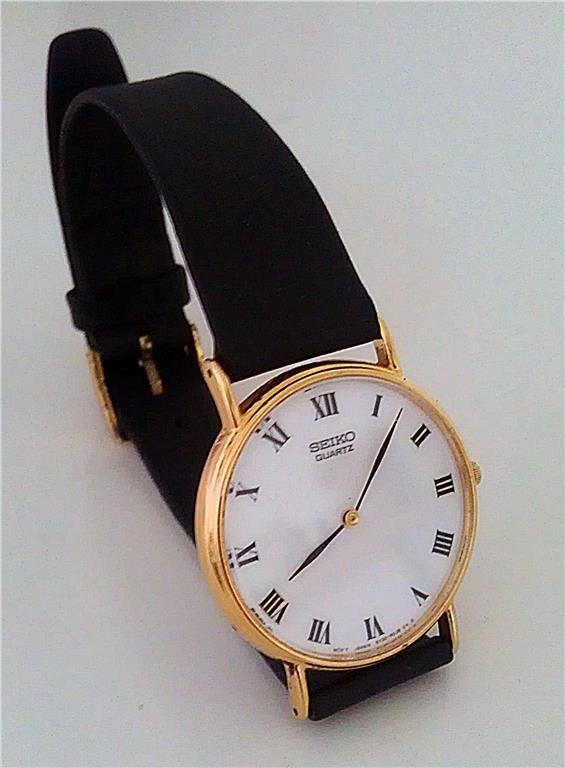SEIKO QUARTZ på Tradera. Herr | Seiko | Klassiska märkesklockor | Ge bort en fin klocka i Mors dag-present!