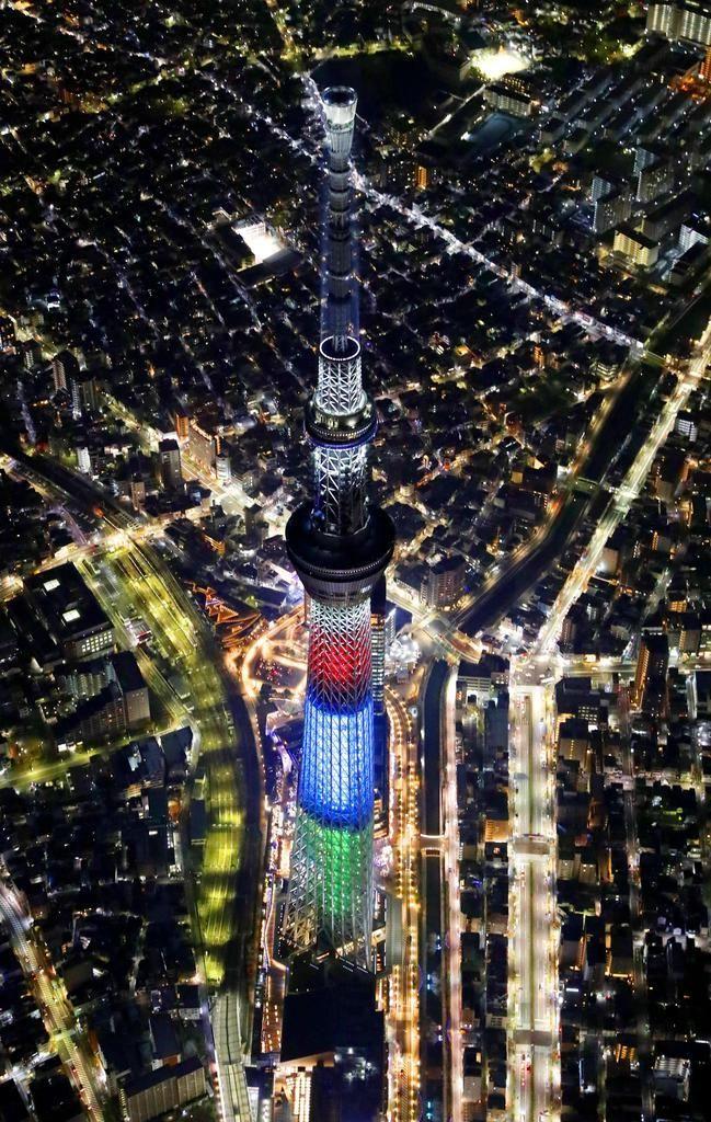 2020年東京パラリンピック開幕まで千日となった29日、東京都墨田区の東京スカイツリータウンでカウントダウンイベントが行われ、小池百合子都知事は「パラリンピック…