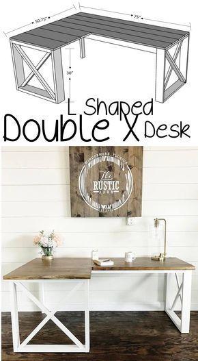 Best 25+ Build a desk ideas on Pinterest | Cheap office ...