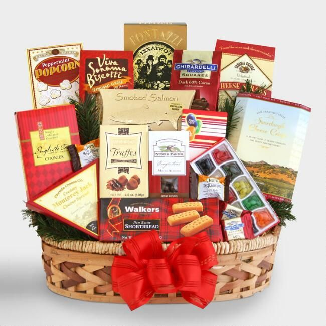 285 best holiday gift baskets images on pinterest for any occasion gift basket negle Gallery