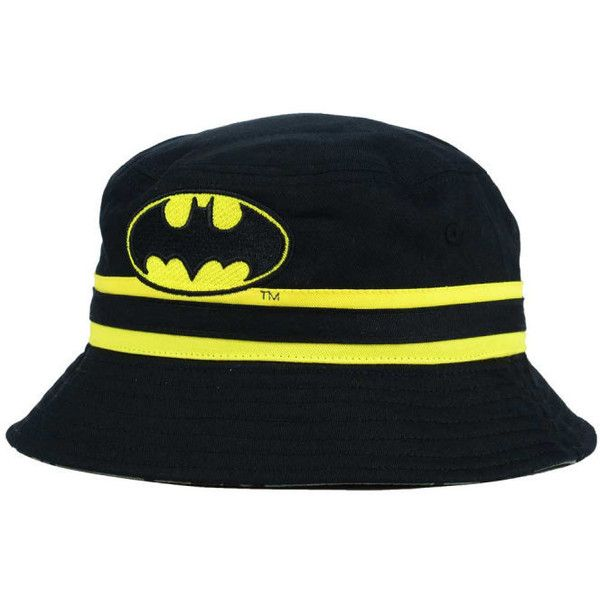 DC Comics Batman Reversible Camo Bucket Hat (33 AUD) ❤ liked on Polyvore featuring accessories, hats, camouflage fishing hat, fishing hat, camouflage hats, camouflage bucket hat and camo fishing hat