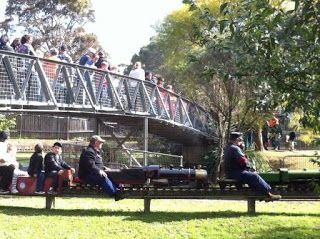 Sydney Live Steam Locomotive at West Ryde - 3rd Sat of each month (check!).