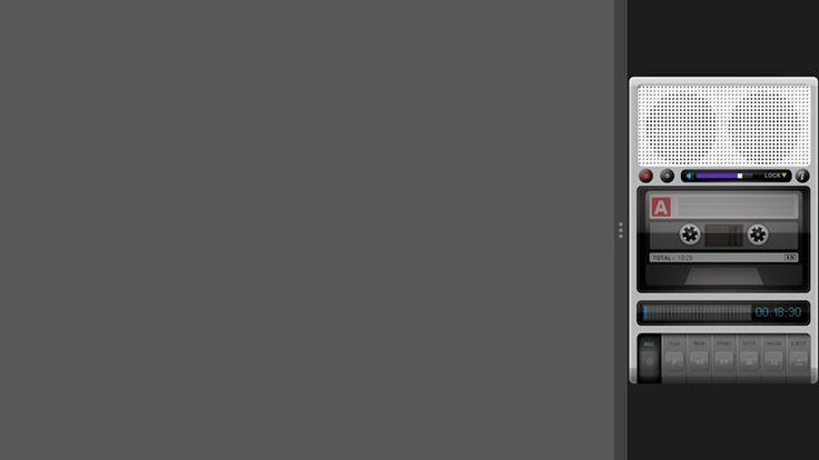 Tape Recorder snímek obrazovky 3