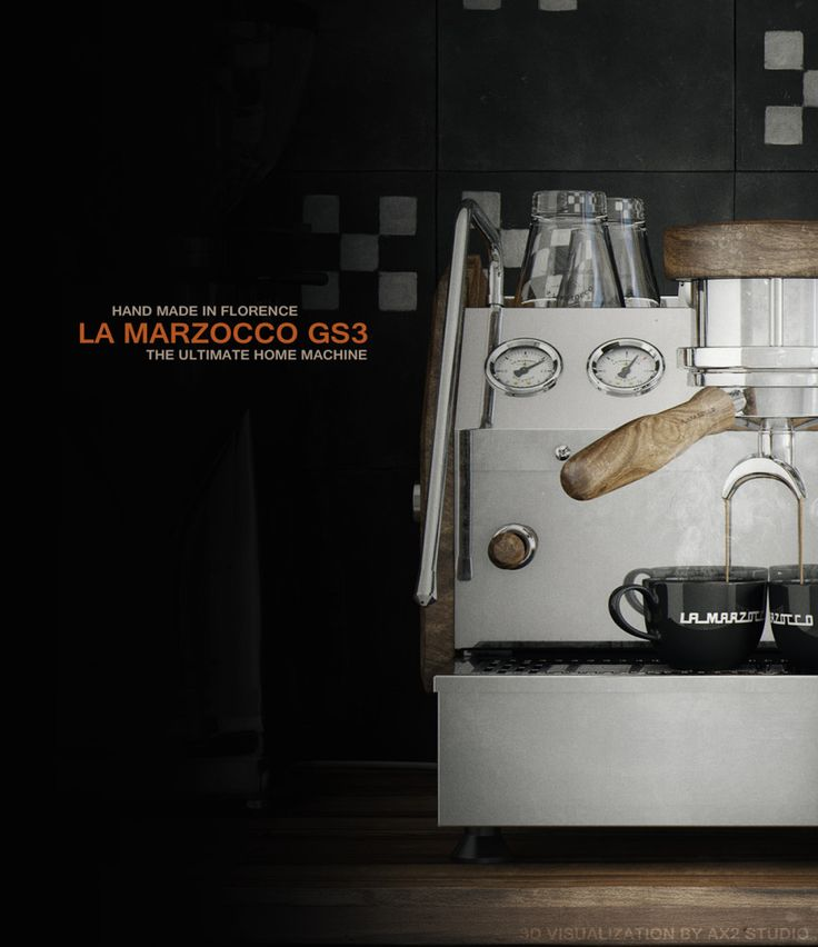 BEST OF WEEK 02/2015 LA MARZOCCO GS3 BY GUILHERME PINHEIRO
