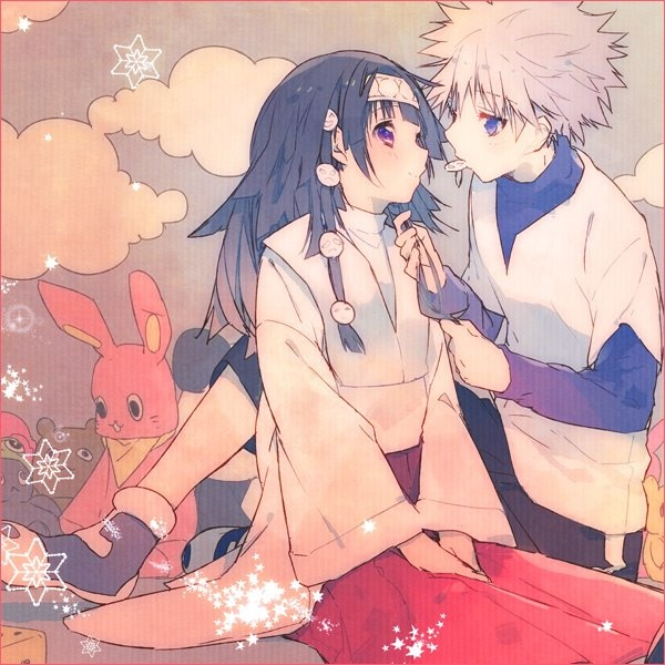 killua and alluka relationship questions