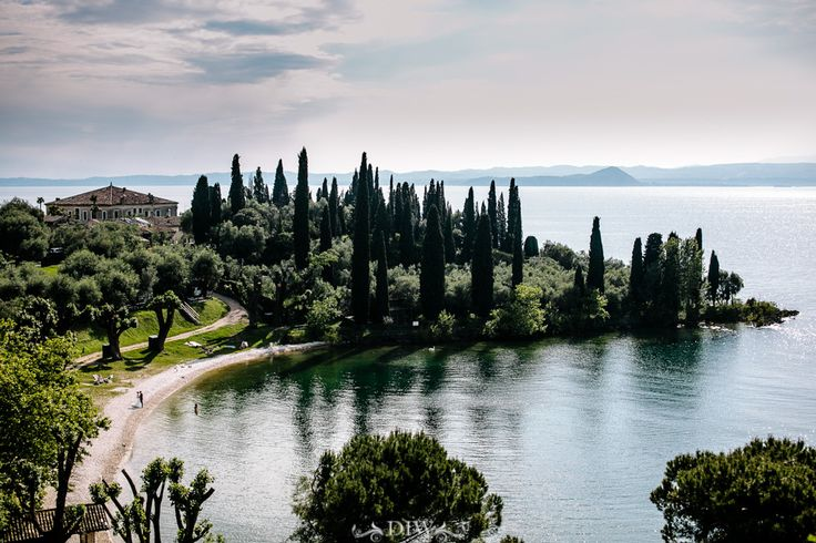 Lake Garda Wedding in Malcesine Castle - Jan and Mike   Distinctive Italy Weddings