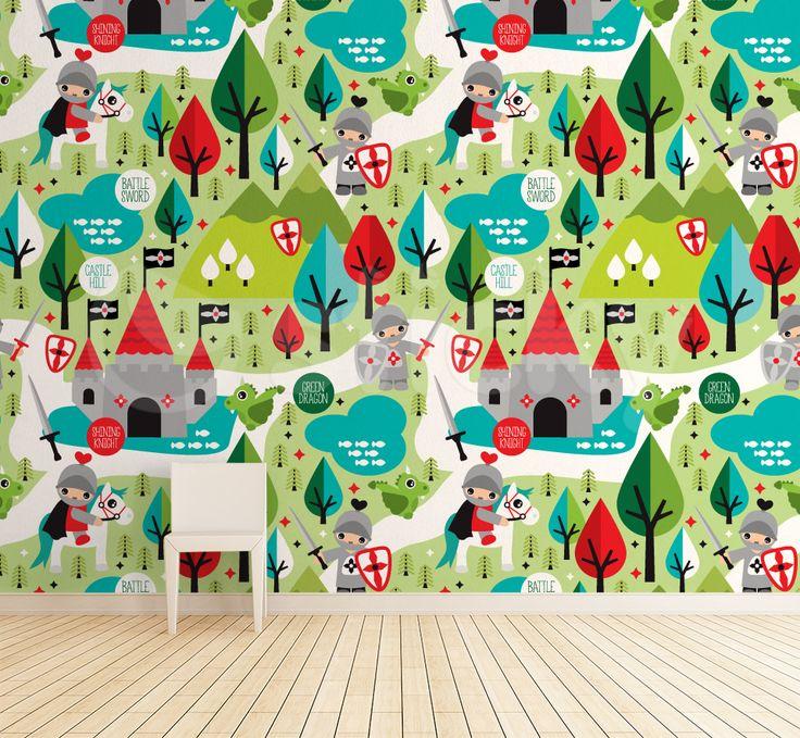 Knights Wallpaper by Sticky!