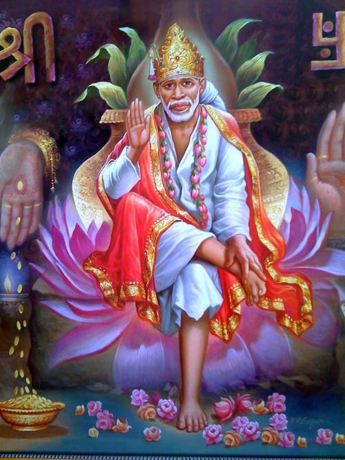 Shirdi Sai Baba (via Devotees Experiences with Shirdi Sai Baba)