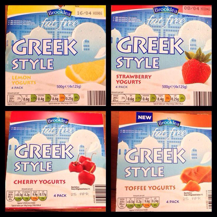 syn free yoghurts - Google Search