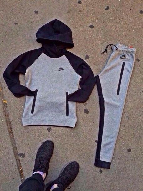 track suit amazing nike sweater nike joggers nikeclothes inneed gym wear