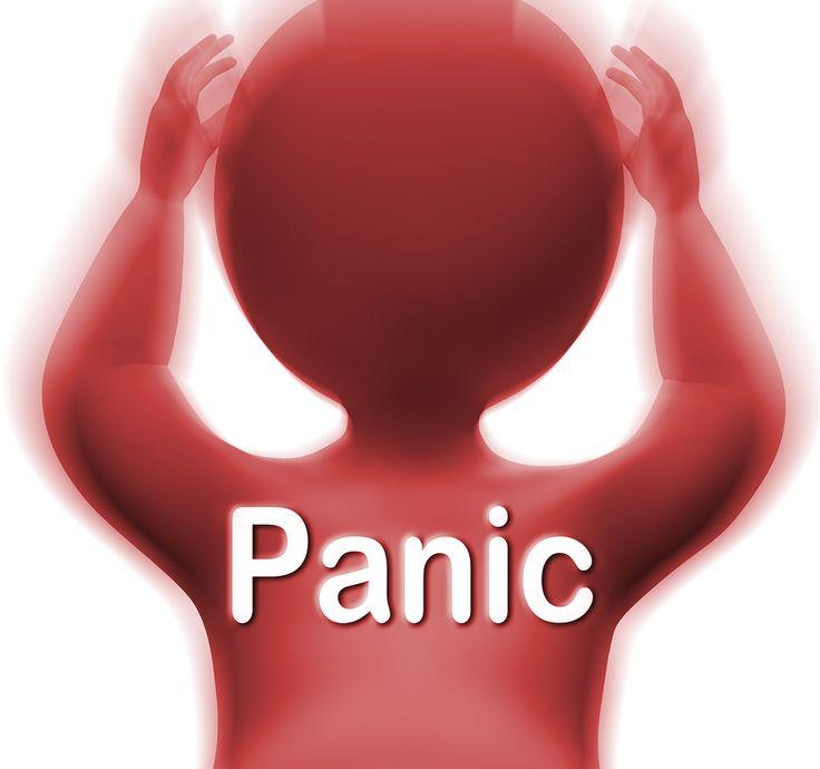 #Overcoming #PanicAttacks: A Five Step Response -