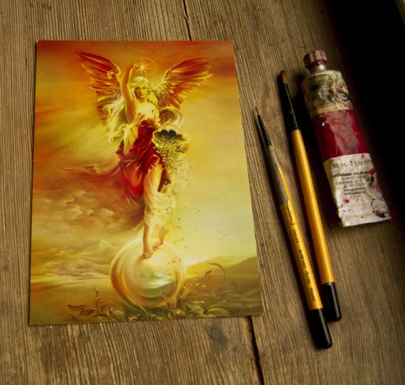 """ANGEL OF ABUNDANCE"" - ""Fortune"""