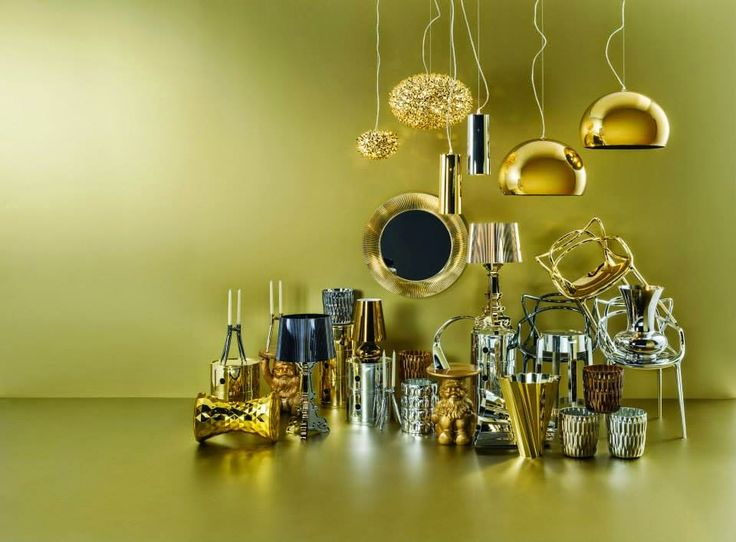 FedeGreDesign♥: PRECIOUS KARTELL COLLECTION