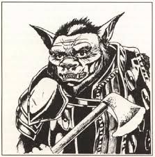 Image result for ad&d 2nd edition barbarian