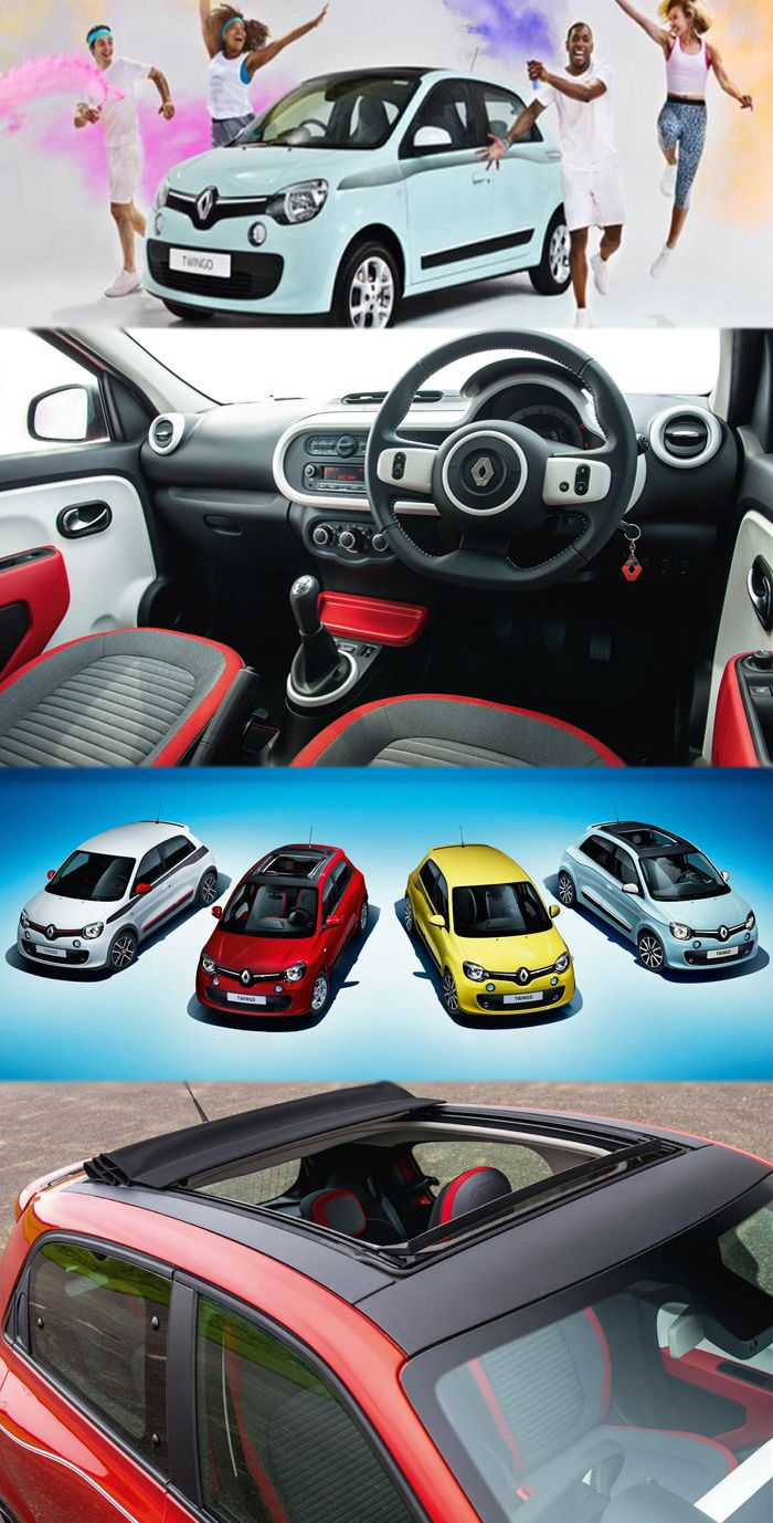 Renault twingo calls in dulcet colour run edition for more info click the link http