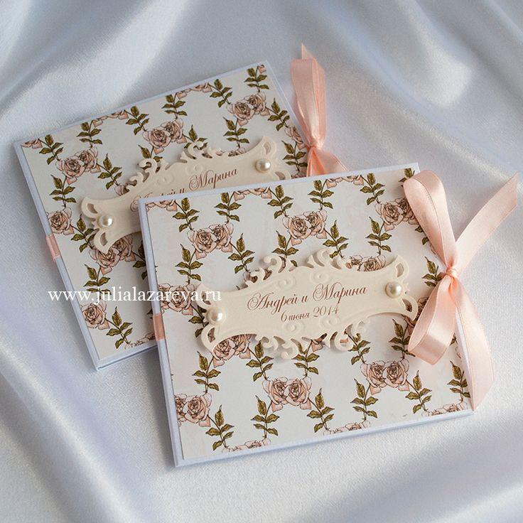 """Конверт для диска с фотографиями """"Английские розы""""  #card #scrapbooking #postcard #scrap"""