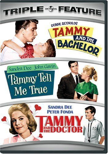 Sandra Dee and the Tammy movies