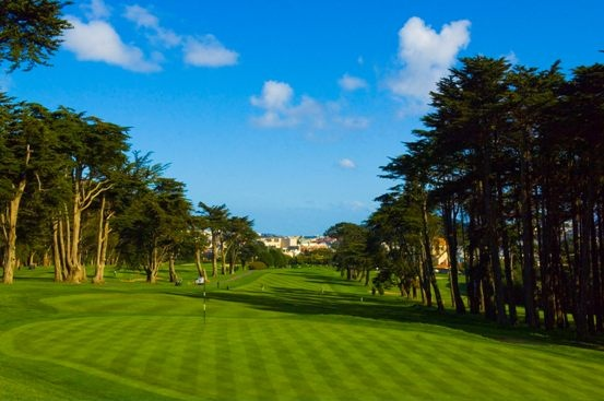 Presidio Golf Course - San Francisco, CA Arnold Palmer designed