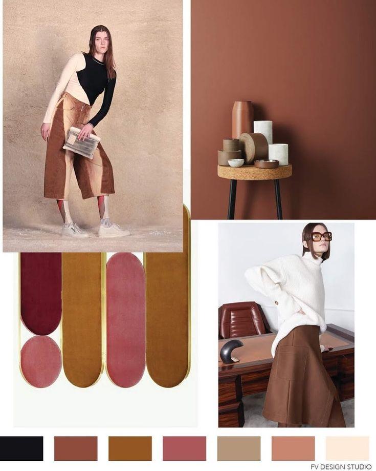 FV DESIGN STUDIO on Instagram: FV Trend x Color l TERRA