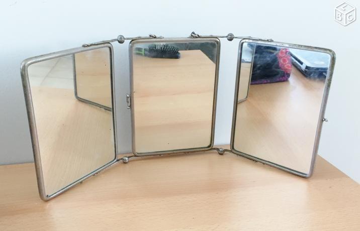 Meer dan 1000 idee n over miroir triptyque op pinterest for Laurent voulzy le miroir