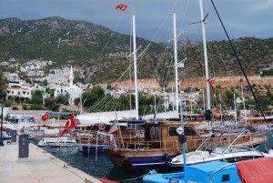 Kalkan Turkey : Travel Guide and Information   Holidays in Kalkan Kas Fethiye Turkey