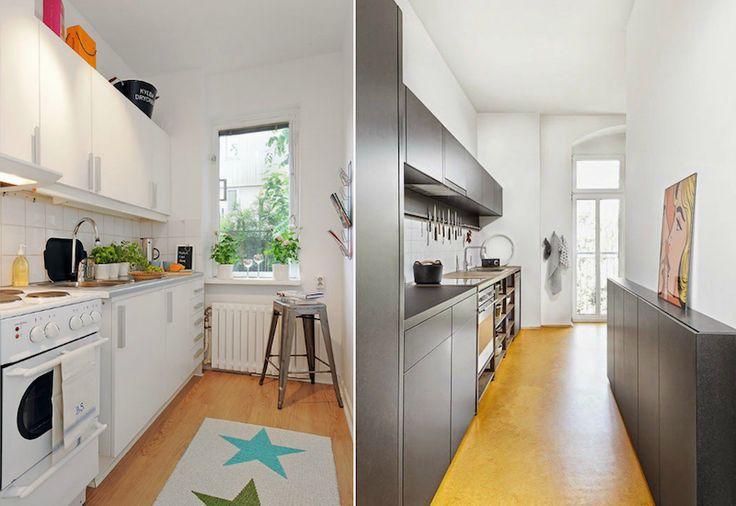 Amnager une maison en longueur interesting amenagement chambre lits des lits placs dans la - Amenagement chambre en longueur ...
