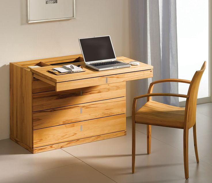 Available In All Of TEAM Natural Solid Woods The CUBUS Office Desk And  CUBUS Writing Desk Offer A Healthy And Stylish Work Environment.