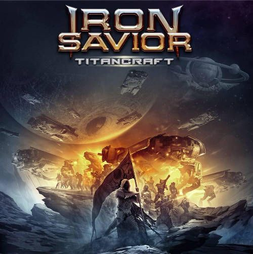 <br />Iron Savior - Titancraft