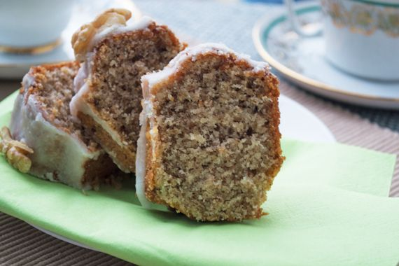 #Haselnusskuchen schmeckt einfach hervorragend. Keiner kann diesem leckeren Kärntner Rezept widerstehen.