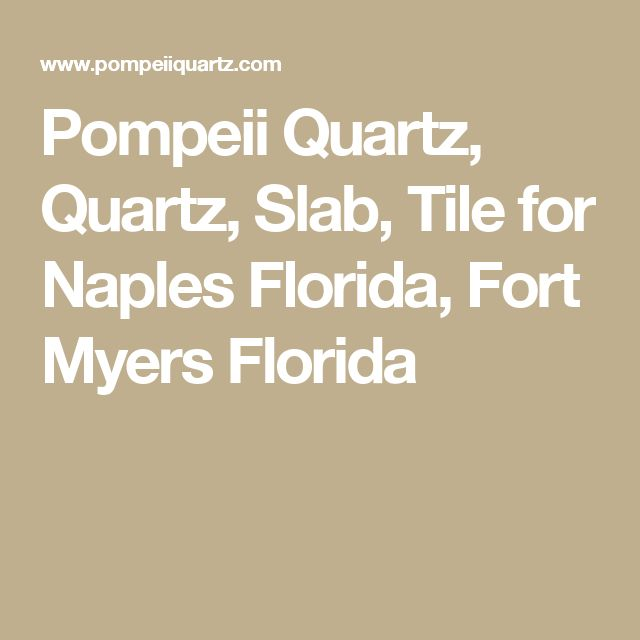 Pompeii Quartz, Quartz, Slab, Tile for Naples Florida, Fort Myers Florida