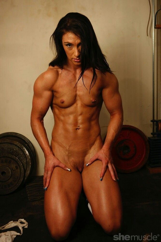 The 132 Best Pecs Images On Pinterest  Muscle Girls -7018