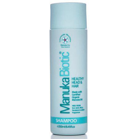 Manuka Biotic Organic Manuka Oil Shampoo