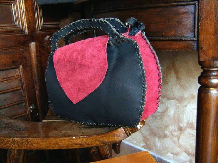 My first handmade bag