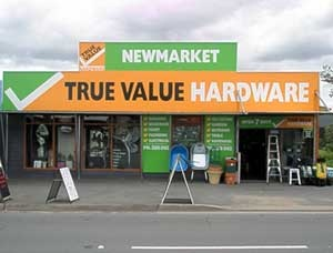 Brisbane hardware store Newmarket