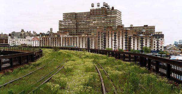 New York City: The High Line