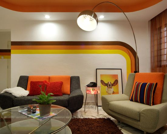 502 best Funky Retro Interiors images on Pinterest Space age