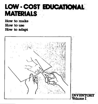 how to create educational materials
