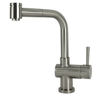 Modern Industrial Brushed Nickel Kitchen Pull Out Faucet http://www.overstock.com/Home-Garden/Modern-Industrial-Brushed-Nickel-Kitchen-Pull-Out-Faucet/8259623/product.html?refccid=4Q6HFNZVAYM26BCGWS66GKWQOA&searchidx=25