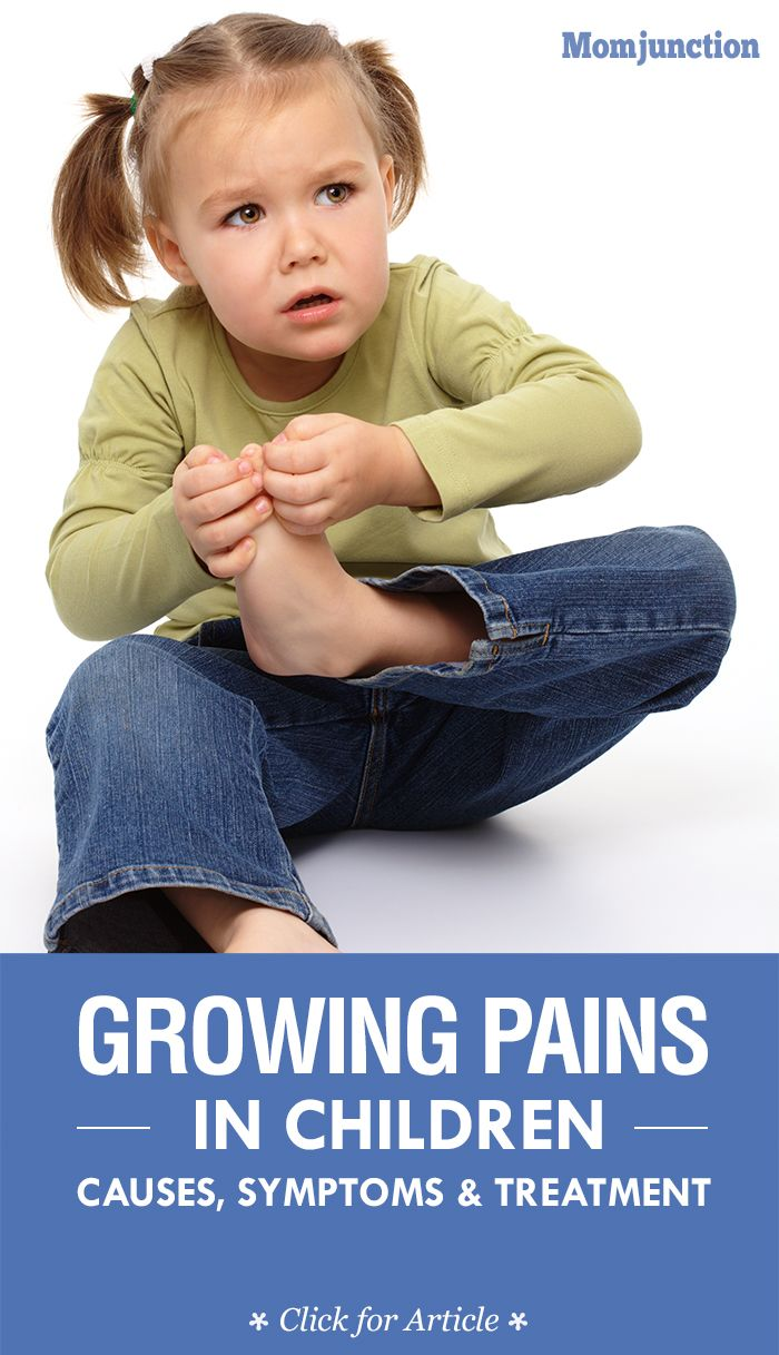 Is your child complaining of leg pain at night? Growing pains in children are cramping and achy muscle pains.Read here what to do for growing pains in kids.