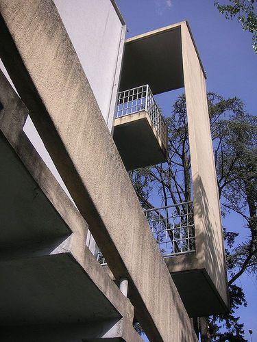 Villa Bianchi - Terragni. #GISSLER #interiordesign
